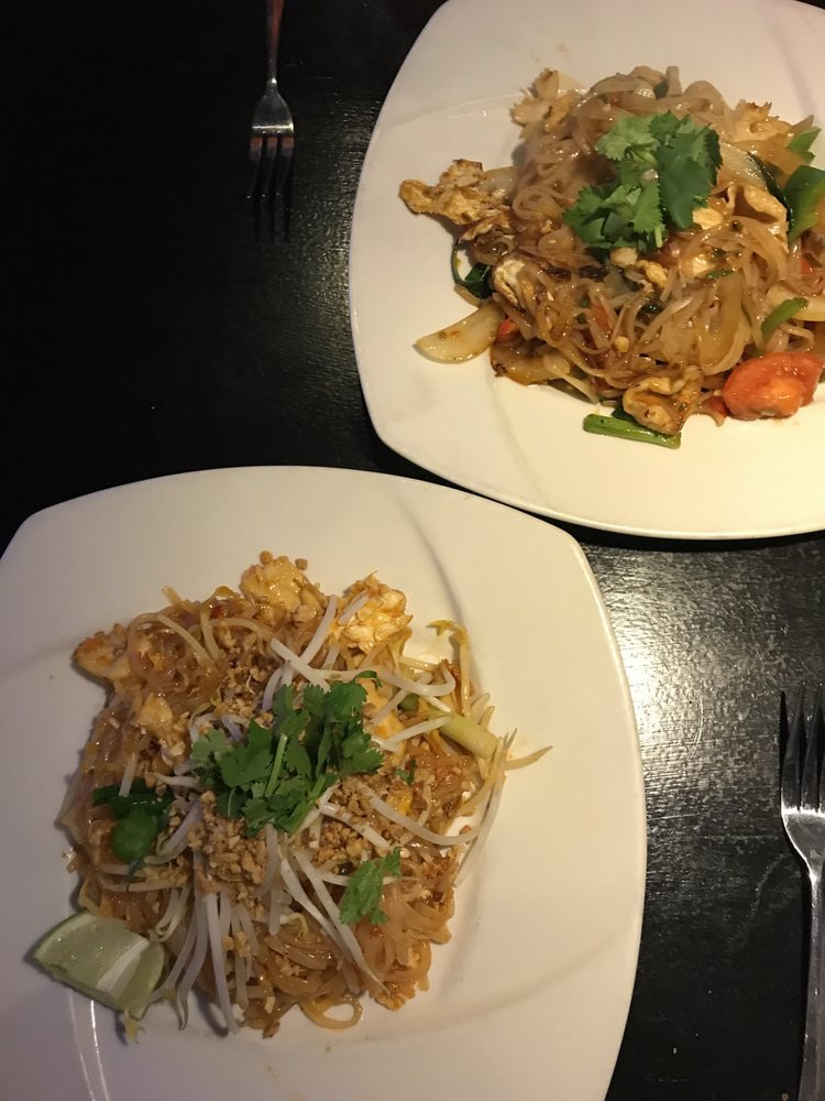 Food from On's Thai Kitchen