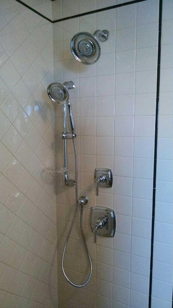 Kohler Margaux Rite-Temp Shower Faucet with transfer valve. Kohler ...