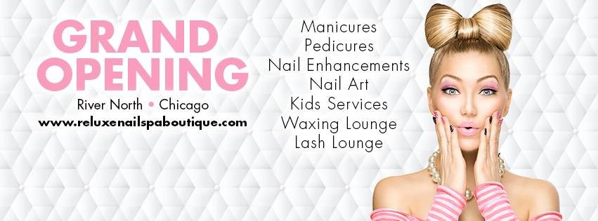 Reluxe Nail Spa Boutique