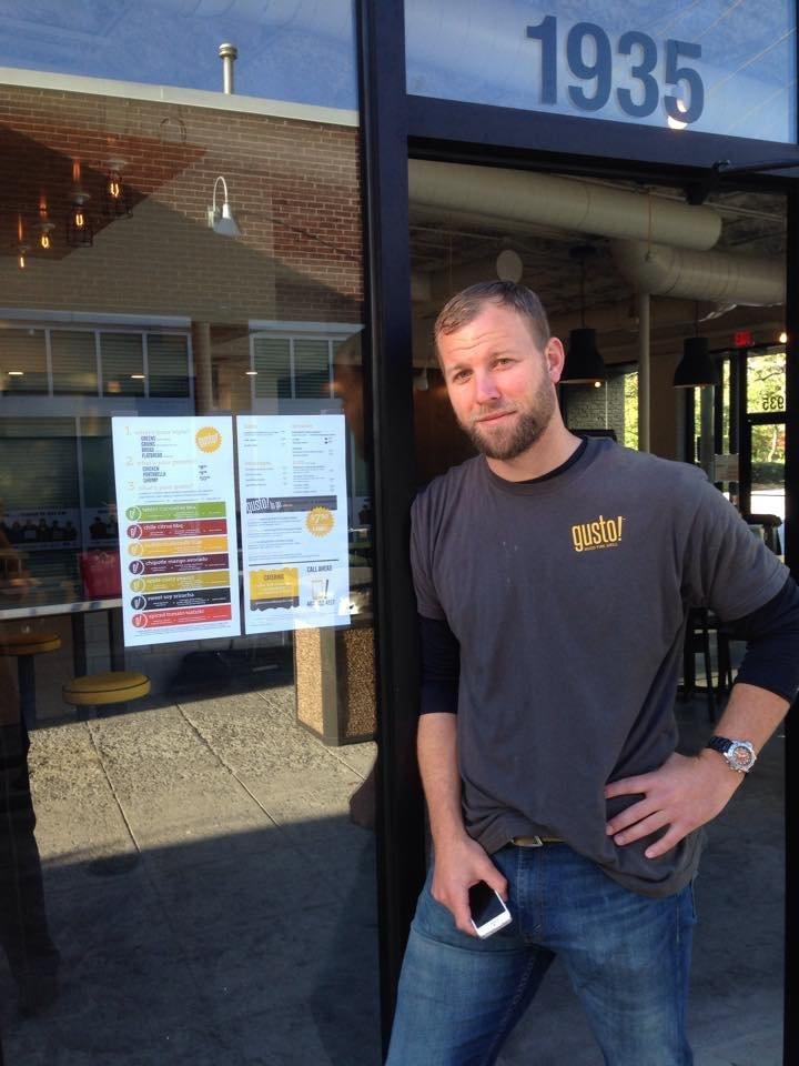 Healthy Fast Food Gusto Atlanta Ga