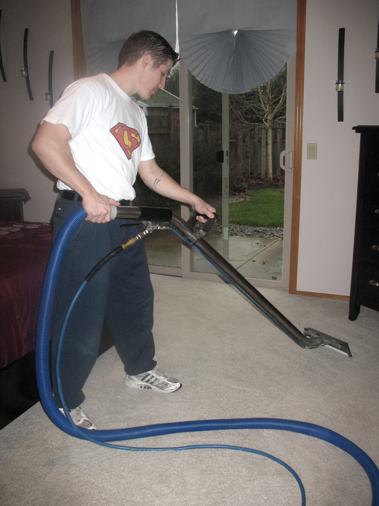 Photo Of Carpet Savers Northridge Ca United States Show Our Technicians Or