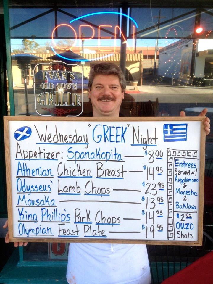 Evans Restaurant Boulder City Nv