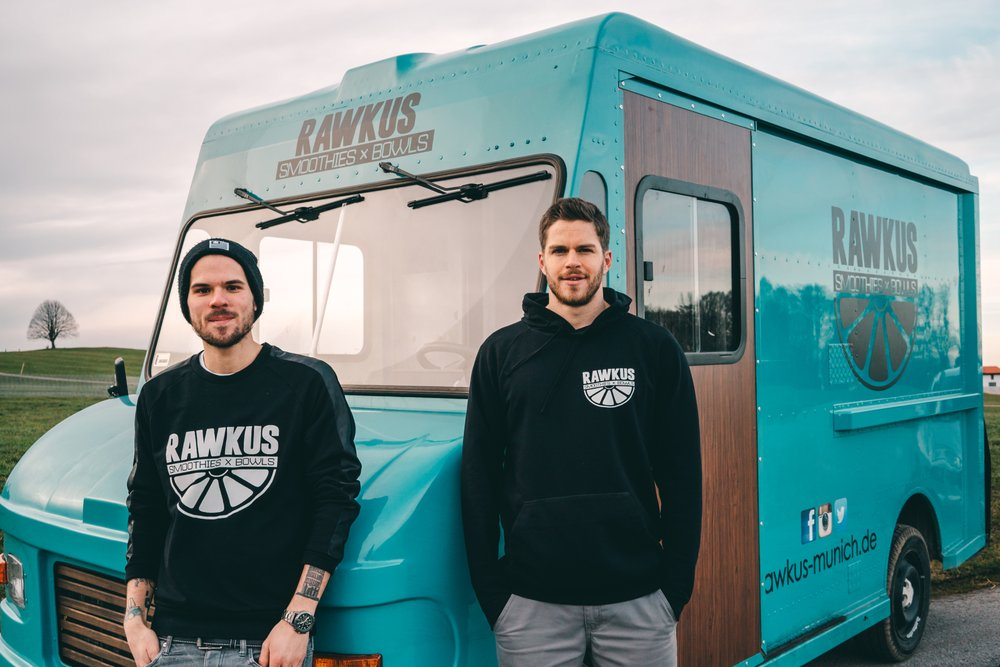 rawkus munich imbisswagen food truck trivastr 5 a neuhausen m nchen bayern. Black Bedroom Furniture Sets. Home Design Ideas