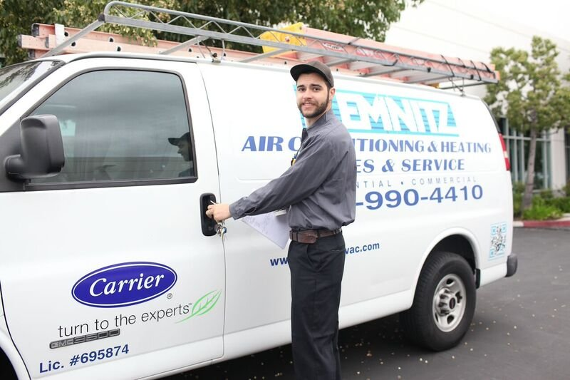 Comment From Allen K Of Kemnitz Air Conditioning Heating Business Owner