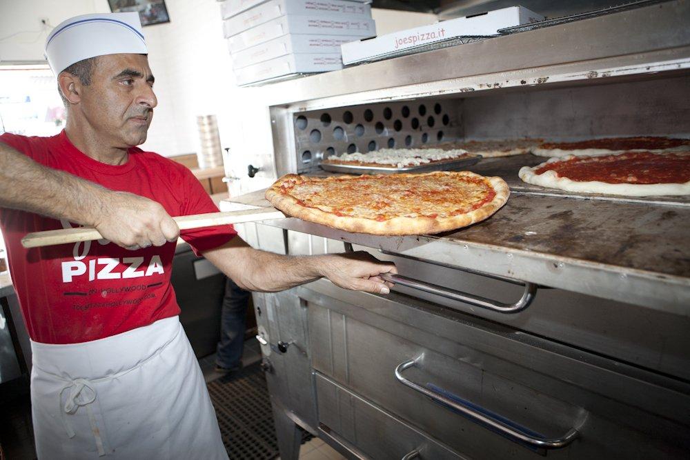 Joes Pizza Truck