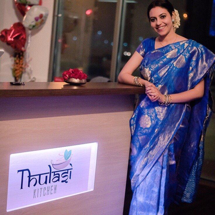Thulasi Kitchen Menu