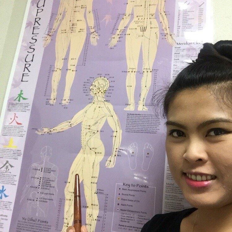 luksus thai massage gradis pono