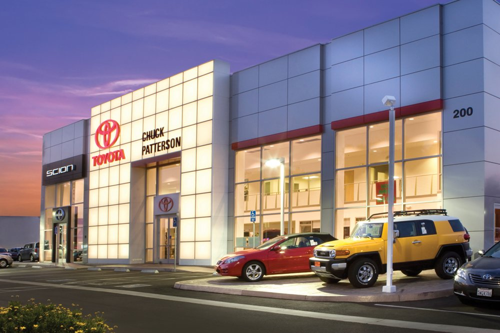chuck patterson toyota 20 photos 44 reviews car dealers 200 east ave chico ca phone. Black Bedroom Furniture Sets. Home Design Ideas