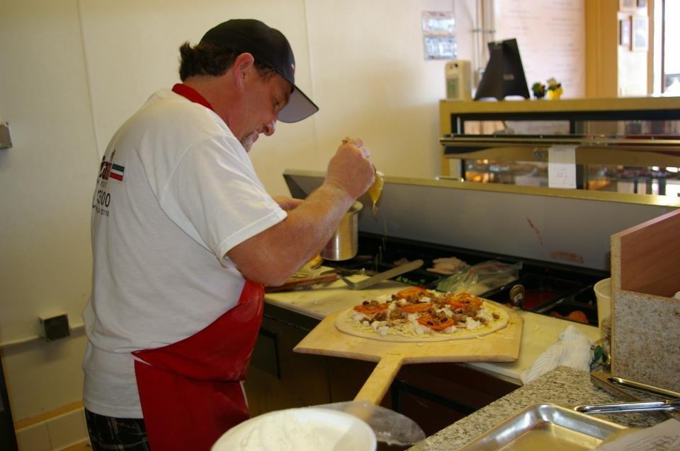 Pizza Boss San Diego Restaurant