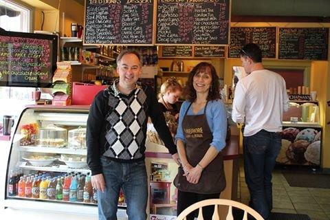 Burlington Lakeshore Coffee Shops