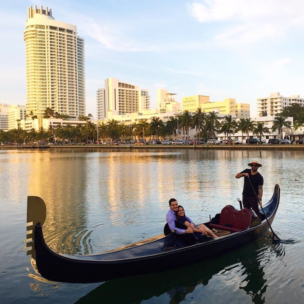 Comment From Enzo C Of Miami Beach Gondolas Business Owner