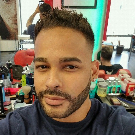 Man Cave Hair Lounge : Hair trends photos reviews barbers palm