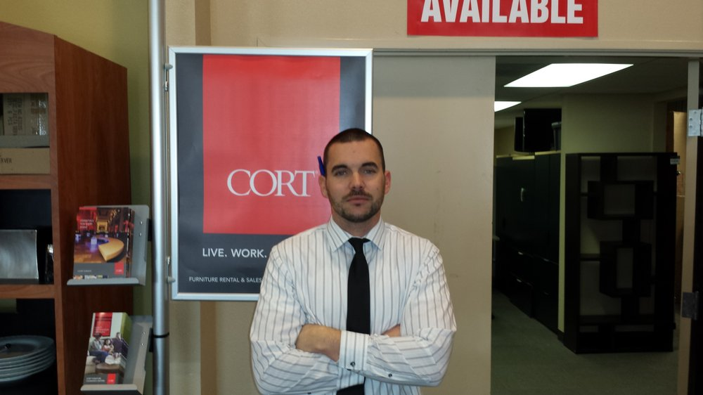 Cort Furniture Rental Clearance Center Office