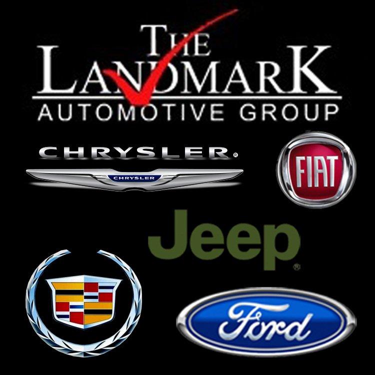 Attractive Landmark Chrysler Jeep FIAT   13 Photos   Car Dealers   2331 Prairie ...