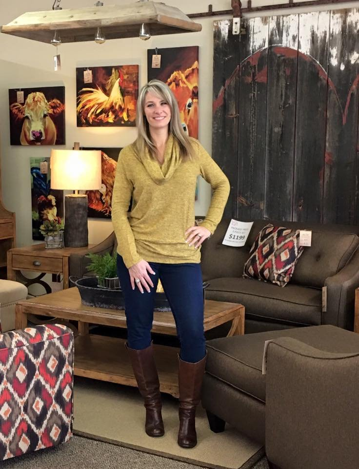Comment From Nichole W Of Niche Market Furniture Business Owner