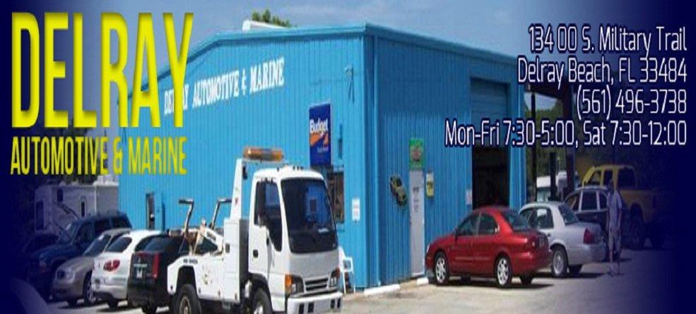 Delray Automotive Amp Marine 13 Reviews Auto Repair