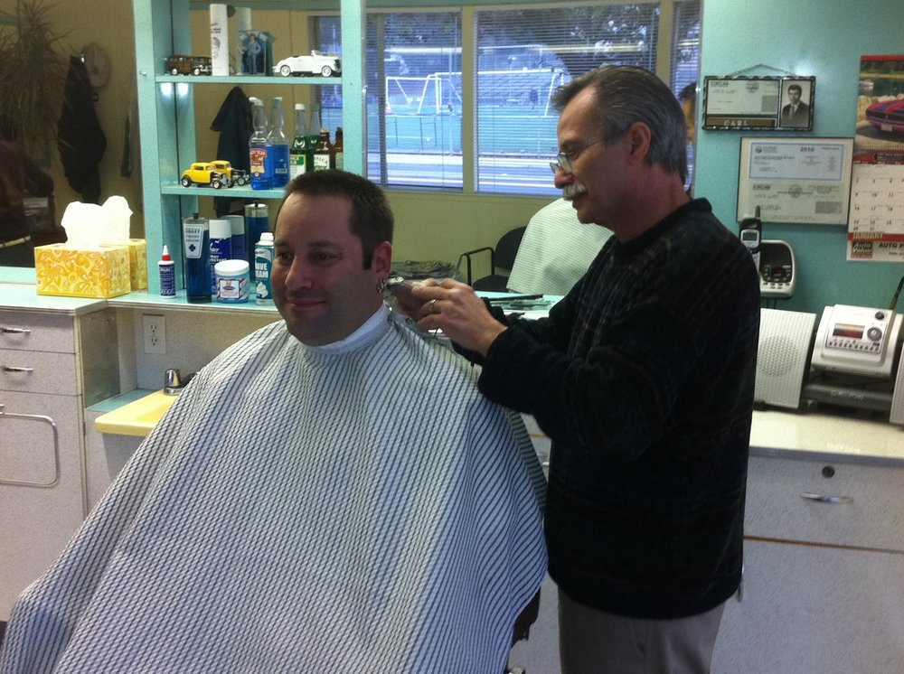 Carl's Barber Shop - 25 Reviews - Barbers - 2841 Alhambra Ave, Martinez, CA - Phone Number - Yelp