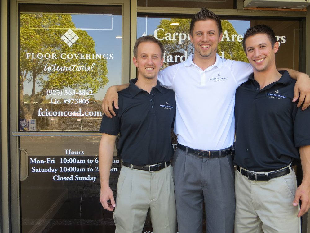 Beautiful Comment From Reggie K. Of Floor Coverings International Concord Business  Owner