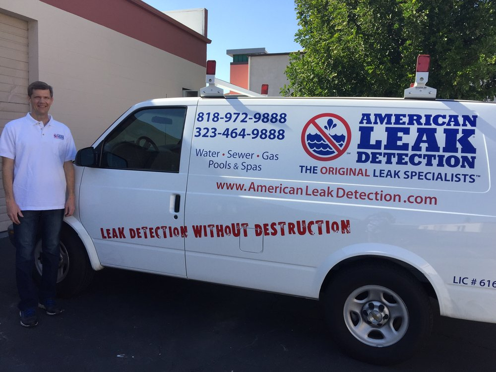 Comment From Richard I Of American Leak Detection North Central Los Angeles Business Owner