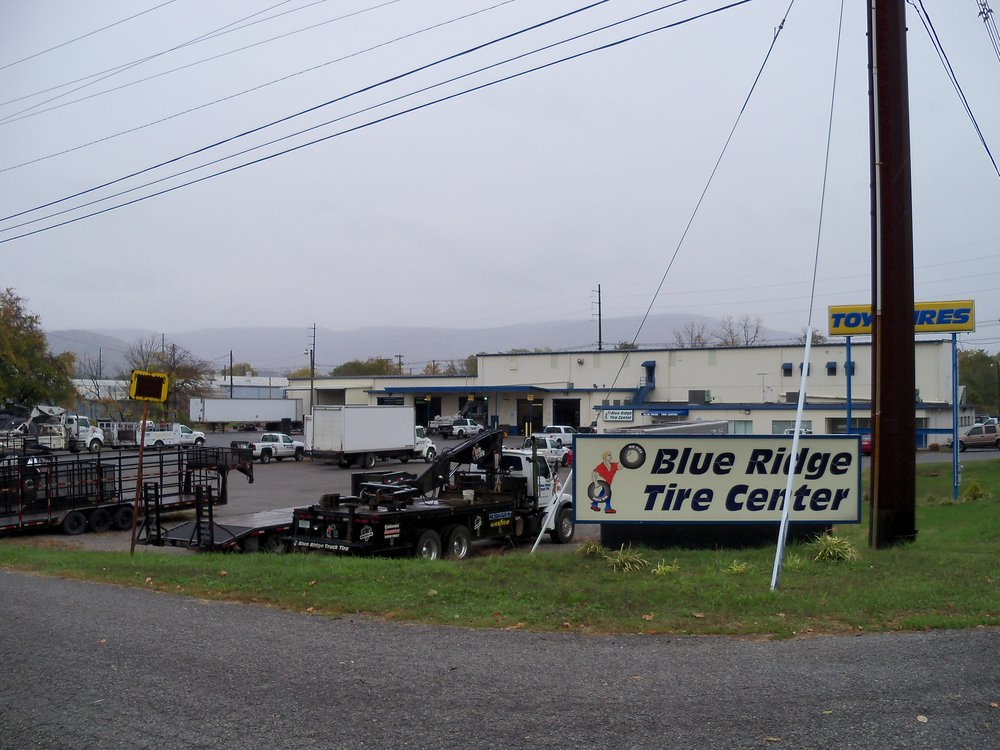 Blue Ridge Tire >> Blue Ridge Tire Center Tires 1209 S Colorado St Salem Va