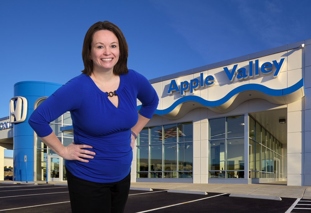 Comment From Marylin Y. Of Apple Valley Honda Business Customer Service