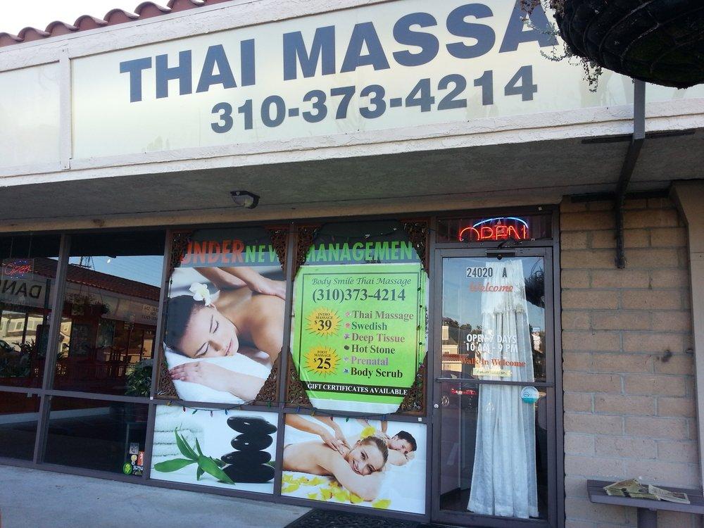 spraydate smile thai massage