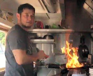 Guy Fieri Maui Food Truck