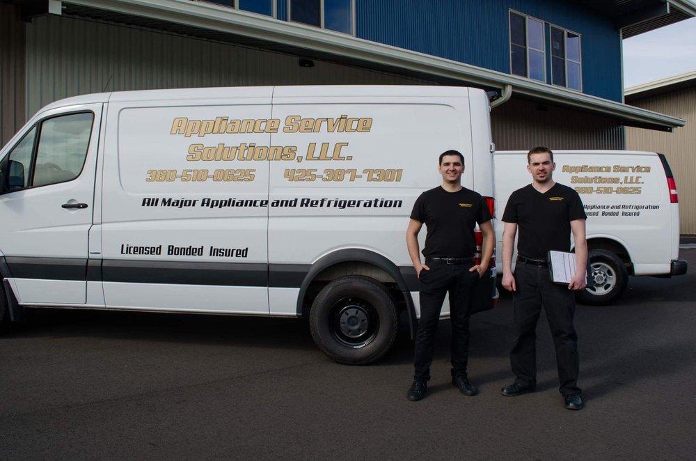 Appliance Service Solutions Appliances Amp Repair 557 W