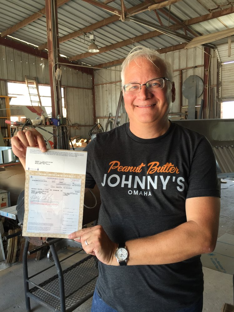 comment from john j of peanut butter johnny s business owner