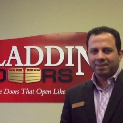 Comment From Al A. Of Aladdin Garage Doors Of Rolling Meadows Business Owner