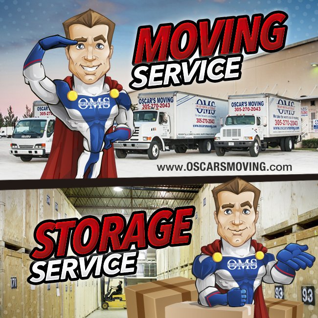 Oscar's Moving and Storage - 56 Photos - Movers - 11421 NW 107th ...