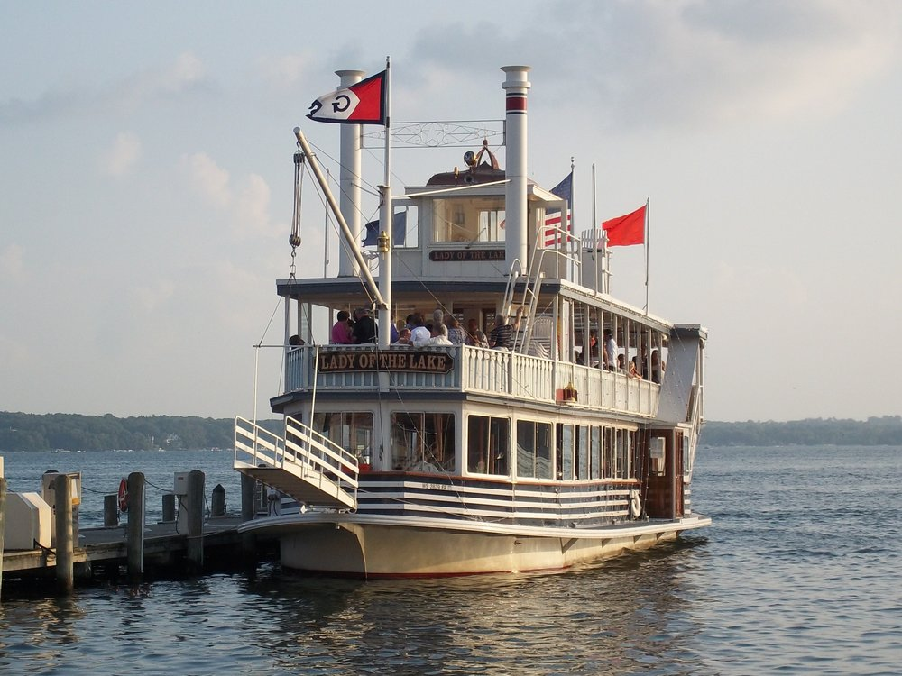 Lake Geneva Cruise Line - 73 Photos & 113 Reviews - Boat Charters