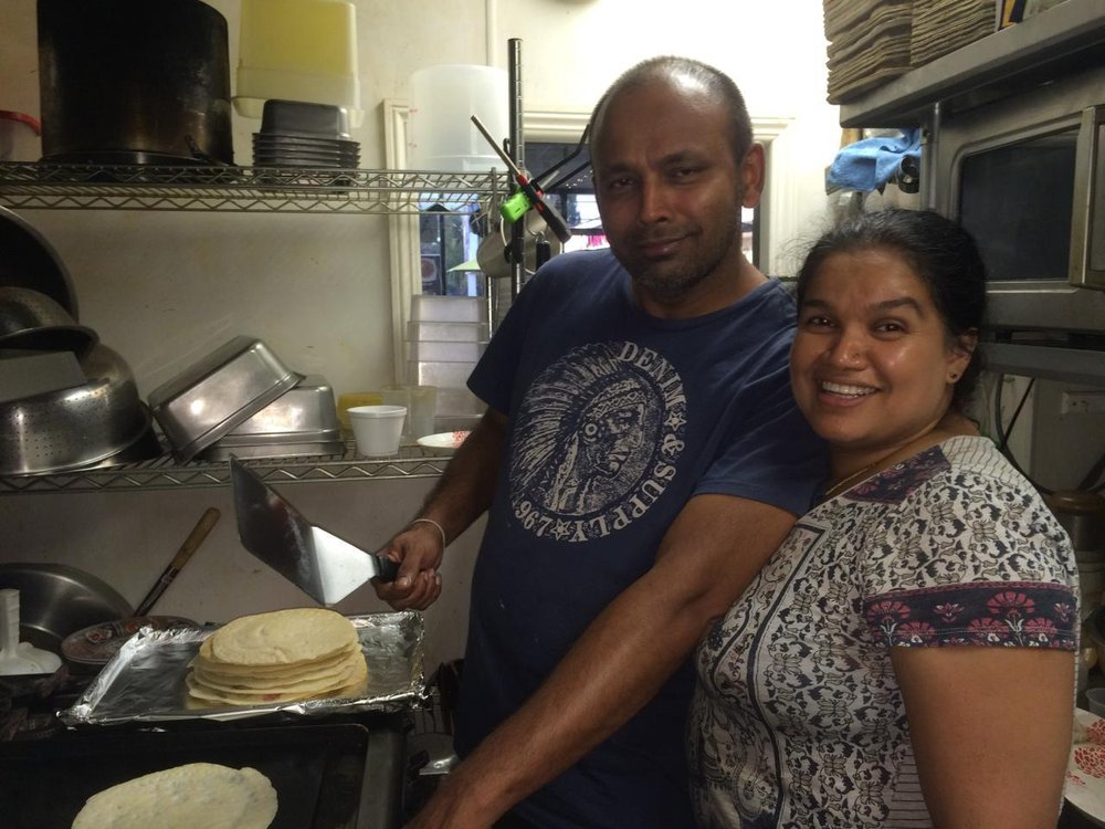 Comment From Buddhika P Of Pearl Island Sri Lankan Cafe Business Owner