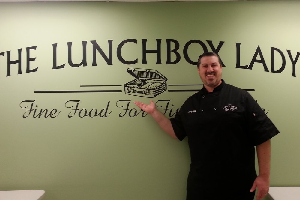 The Lunchbox Lady Food Delivery 1311 Francis Ave