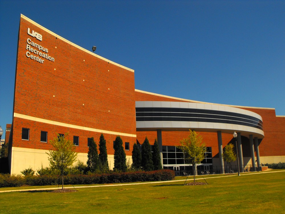UAB Campus Recreation Center - 14 Photos & 12 Reviews - Recreation Centres - 1501 University ...