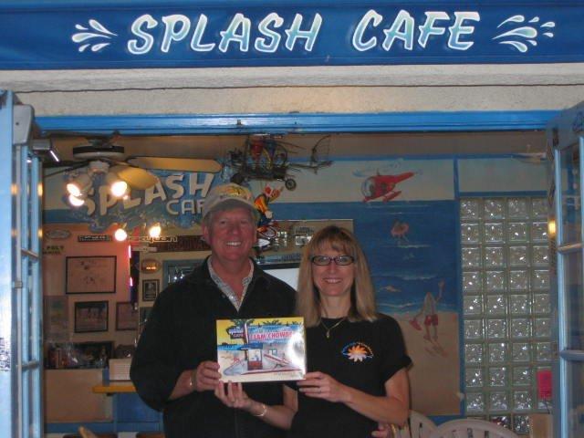 Splash Cafe San Luis Obispo Menu