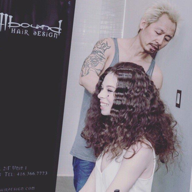 Spellbound Hair Design 186 Photos Hairdressers 261a