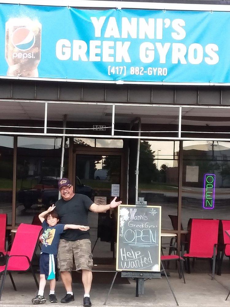 Yanni's Greek Gyros - 46 Photos & 28 Reviews - Sandwiches - 3014 S