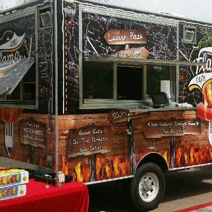New Flame Cafe Food Truck