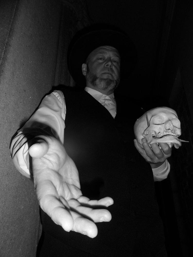 Sinister Stories Of Salem Spirit Tour