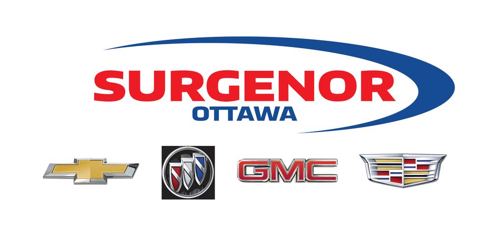 Surgenor Gatineau Chevrolet Cadillac >> Surgenor Chevrolet Buick GMC Cadillac - Car Dealers - 939 Street Laurent Boulevard, Ottawa, ON ...