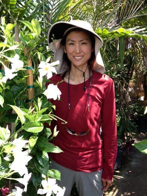 Kathy S Manager Sakioka Whole Nursery