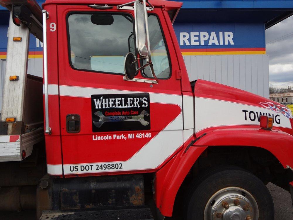 Wheelers complete auto care garages 1079 fort st for Mister auto garage partenaire