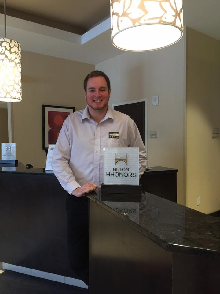 comment from william s of hilton garden inn minneapolis downtown business manager - Hilton Garden Inn Minneapolis Downtown