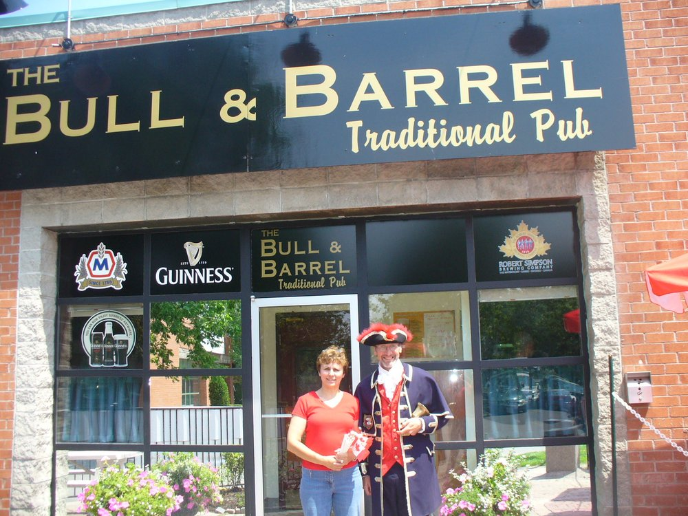 bull and barrel barrie