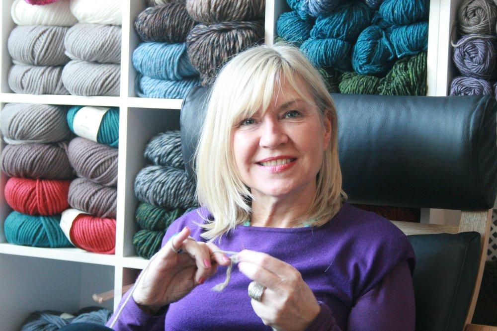 Knitting Equipment London : Tricolette yarns closed knitting supplies