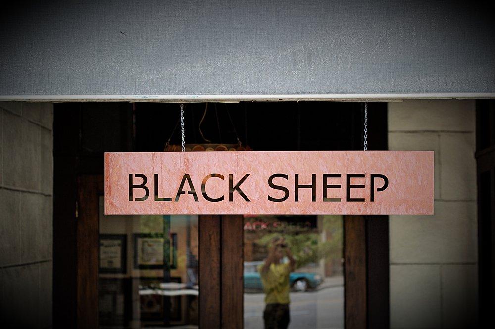 Black Sheep Cafe Provo Menu