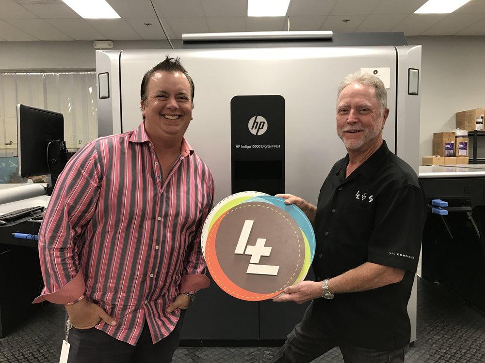 L+L Printers - 20 Photos - Printing Services - 6200 Yarrow Dr