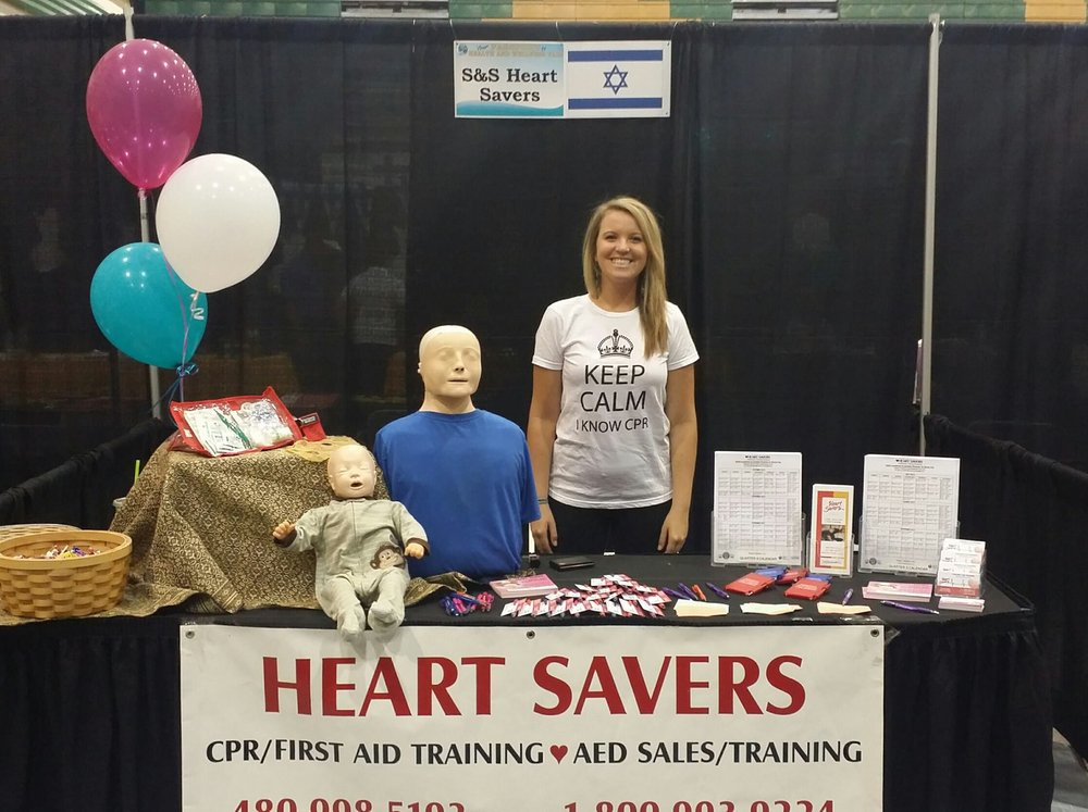 Heart Savers Cpr Classes 1718 E Speedway Blvd Tucson Az