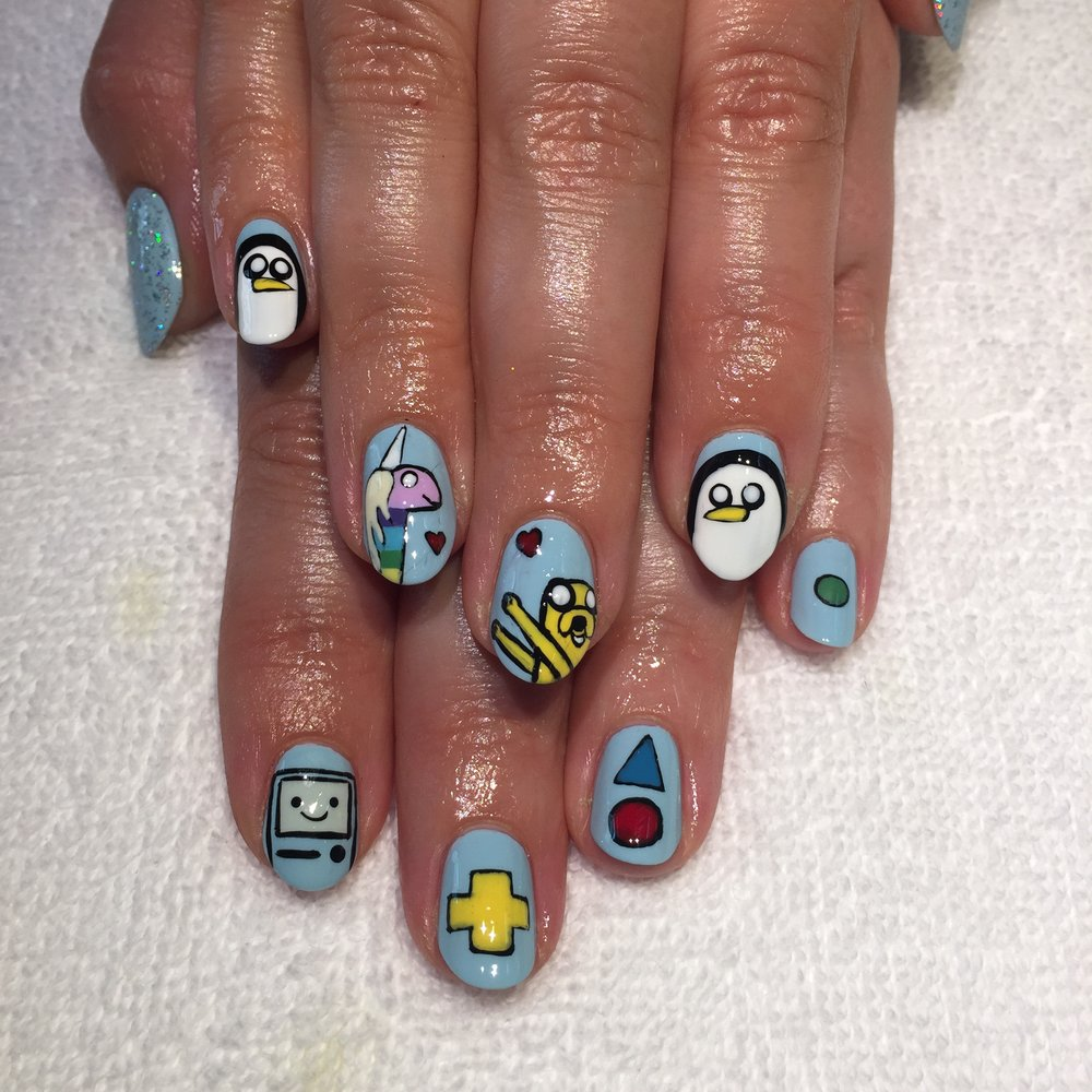 Hey Nice Nails - 71 Photos & 42 Reviews - Nail Salons - 316 Elm Ave ...